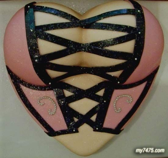 World's Most Sexy Cakes