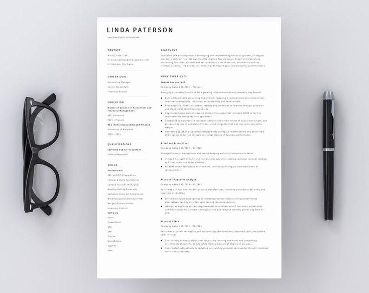 Bullet point resume template elegant resume template cv