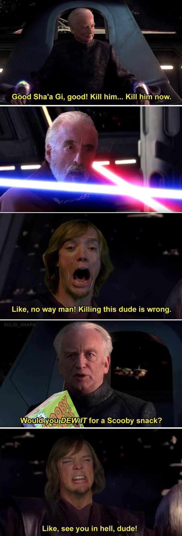 Star Wars Funny Funny Star Wars Meme Starwars Funny Starwarsfunny The Post Appeared First On Funny Star Wars Memes Star Wars Humor Star Wars Jokes