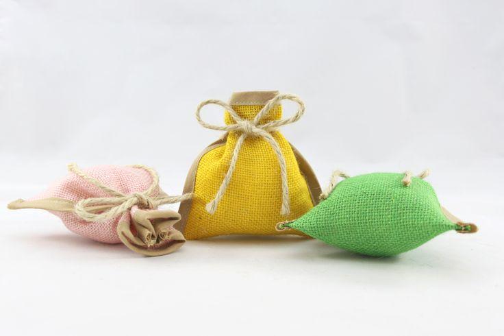 Estos sacos modelo Red se realizaron para guardar huevos de Pascua, ¿Qué os parecen? #packaging #branding #alimentación #food #huevosdepascua
