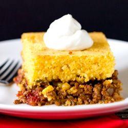 Tamale Pie via @browneyedbaker
