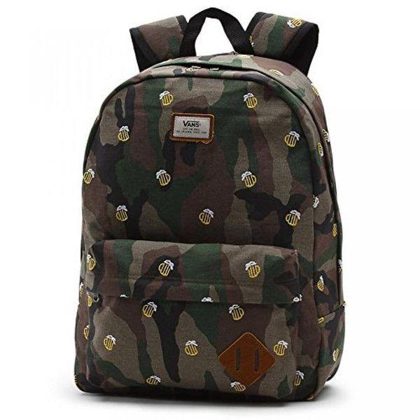 Vans Old Skool Plus Book Laptop Camo Backpack [dea-regalo_AU-B01GJD1C2Q] - $39.99 : Vans Shop, Vans Shop in California