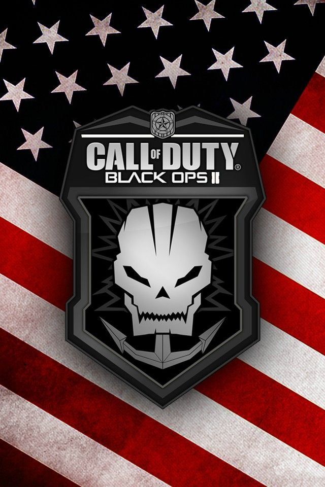 Call of Duty Black Ops 2 iPhone Wallpaper 2