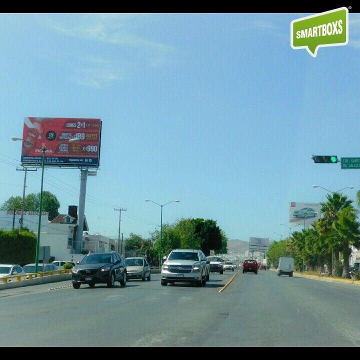 Smartboxs #Anuncios Espectaculares Campaña #Picanha 18 Aniversario  Más información de medios ooh en direccion@smartboxs.com.mx  Teléfono (444) 2654017  #carteleras #ooh #billboards #sierraleona #lomas #slp #picanha #restaurantes