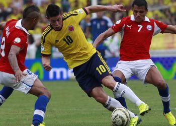 Selección #Colombia en #Brasil2014 - James Rodriguez