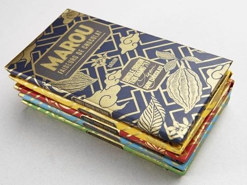 Marou Chocolate Packaging Design