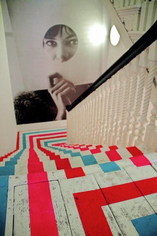 les 78 meilleures images propos de escaliers d cor s sur pinterest rampes conception d. Black Bedroom Furniture Sets. Home Design Ideas