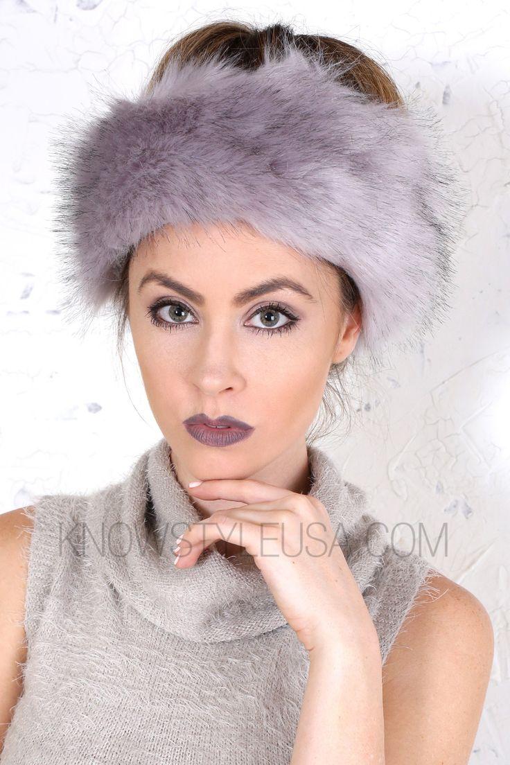 Fabulous Faux Fur Headband