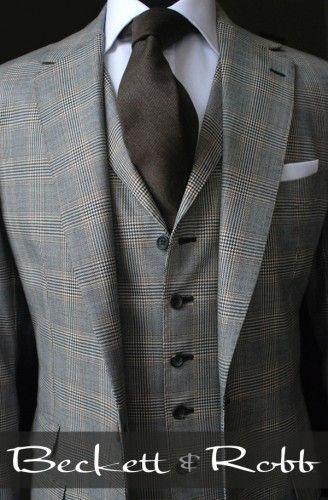 Loro Piana Four Seasons Two-Piece Suit | Store | Beckett & Robb