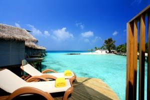 Centara Ras Fushi Resort, Male City, Maldives - $2020 4 night breakfast included