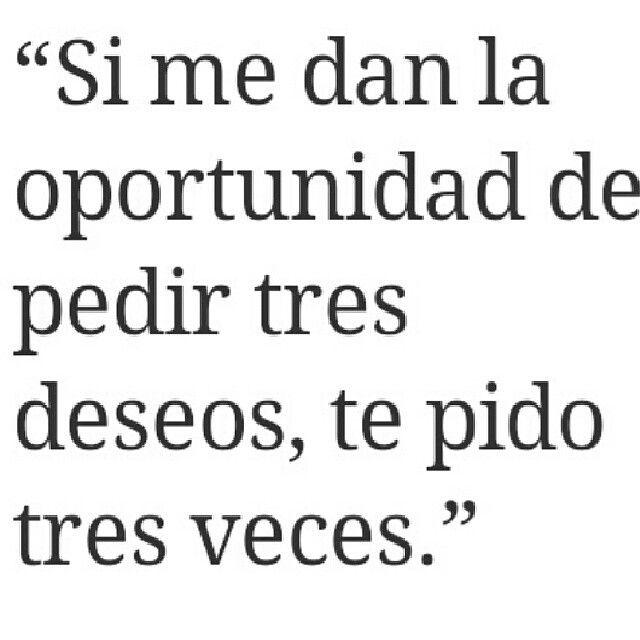 Es para ti, si me entiendes verdad? ♥♥ Deseo ♥