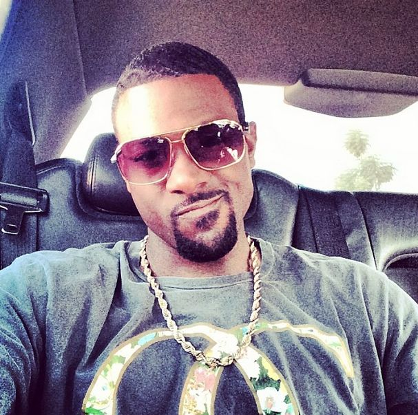 Lance Gross looking good