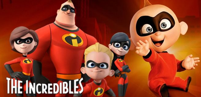 The Incredibles Rated PG A family of undercover superheroes, while trying to live the quiet suburban life, are forced into action to save the world.  #pixar #TheIncredibles #KidsMovies