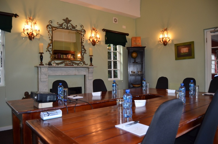 Fordoun Hotel & Spa, along the Midlands Meander, offers all-inclusive conference packages. More information: www.midlandsmeander.co.za