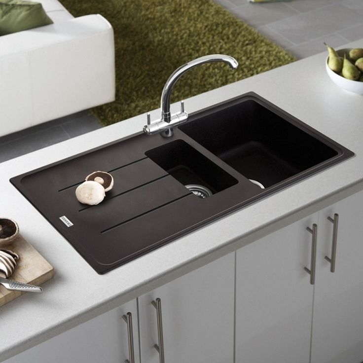 kitchen modern corner kitchen sink undermount also corner kitchen sink design ideas from features of - Kohler Waschbecken Schneidebrett