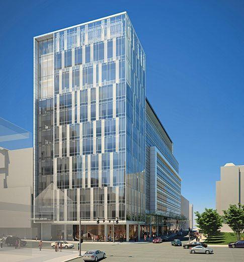 Longwood Center in Boston, MA by Elkus Manfredi Architects