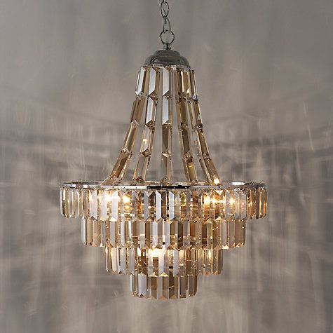 69 best lighting images on pinterest chandelier chandelier buy john lewis isadora chandelier 4 light online at johnlewis mozeypictures Gallery
