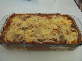 All Hemmed In: Lasagna, using my Bellini Intelli Kitchen Master