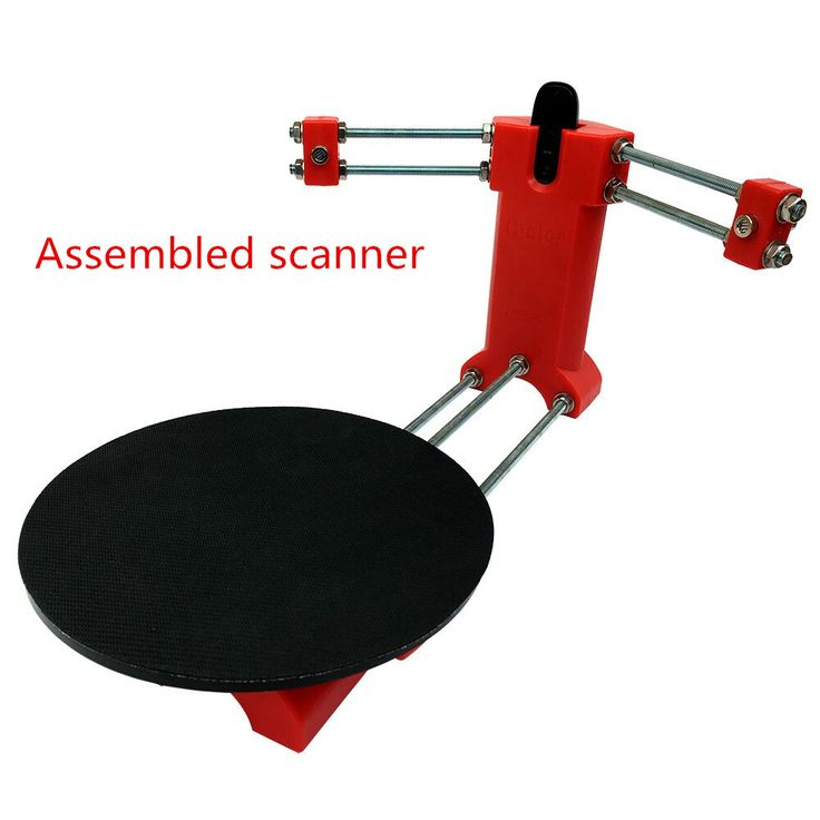 check price he3d open source diy 3d scanner kit for 3d printerdesigner and engineer diy basic 3d scanner #3d #scanner
