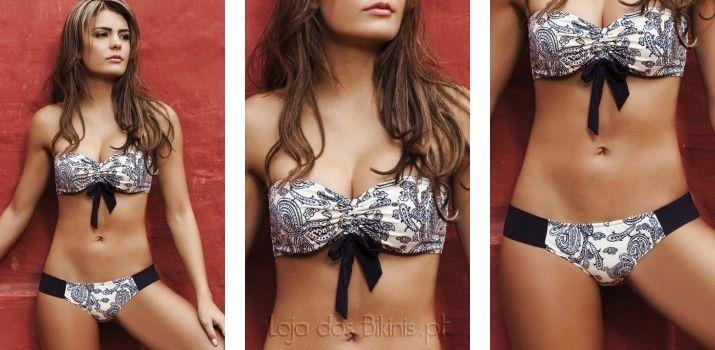 Bikini Luana Preto €47,90