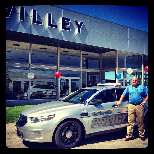 Our Fleet Manager, Kurt Peterson...hooked up the Bountiful Police Department with some WICKED. Bad. To. The. Bone. 2013 Ford Taurus Sho Interceptors! #BadToTheBone