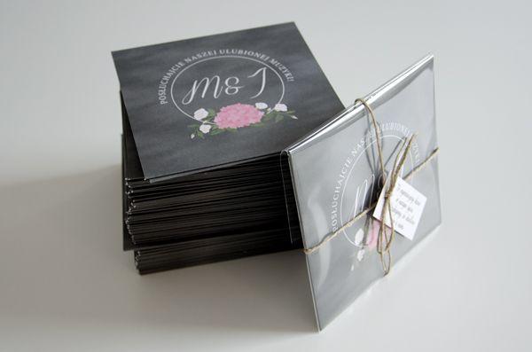 """Prezenty dla gości       """"Malowane kwiaty"""" No2 dodatki       kolekcja 2014       projekt, wykonanie zdjęcie: minwedding"""