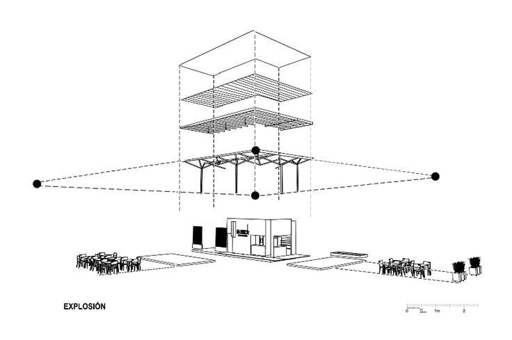 natura futura arquitectura la pesca restaurant ecuador designboom