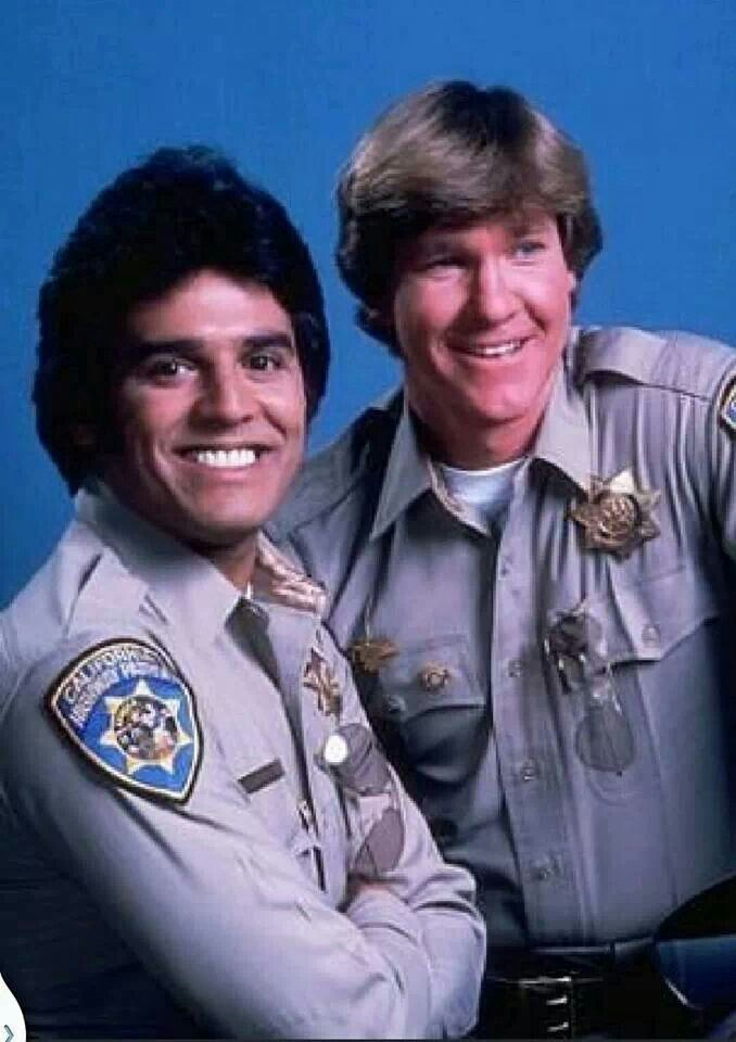Chips tv show from the 70's