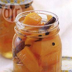 Pumpkin pickles @ allrecipes.com.au
