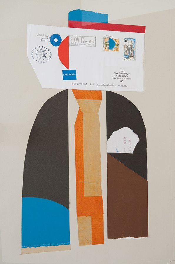 Ivan Chermayeff: Cut and Paste
