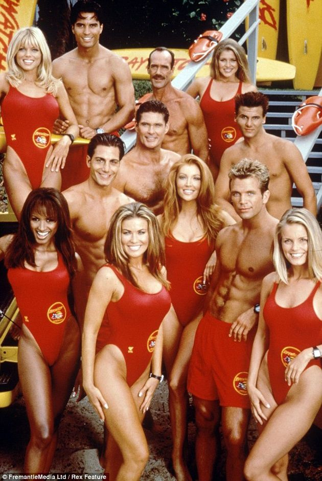 Baywatch (2001) S1-11 - Cast: David Hasselhoff, Jeremy Jackson, Michael Newman, Chris Fiore, Alexandra Paul, Gregory Alan Williams, Pamela Anderson, etc.