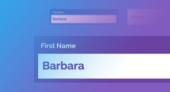 Some inspiration for effects on text inputs using CSS transitions, animations and pseudo-elements.