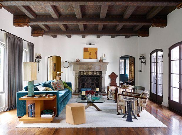 See Inside 15 Oscar Worthy Hollywood Homes