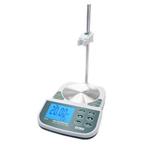 http://termometer.dk/vandanalyse-r13710/ph-orp-instrumenter-r13711/malere-til-oplost-ilt-ledningsevne-tds-saltholdighed-ph-mv-og-temperatur-med-en-magnetomrorer-tabel-varktoj-53-WQ530-r35233  Målere til opløst ilt, ledningsevne, TDS, saltholdighed, pH, mV og temperatur med en magnetomrører (Tabel Værktøj)  Indbygget omrører med 30, 60, og 120 minutters timer eller kontinuerlig drift  Stort baggrundsbelyst LCD som samtidigt viser måling og temperatur  2 eller 3 point pH-kalibrering...