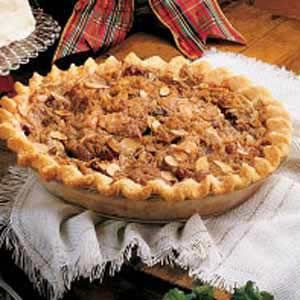 ... pie recipe? This cranberry-almond apple pie might just be it. A tasty