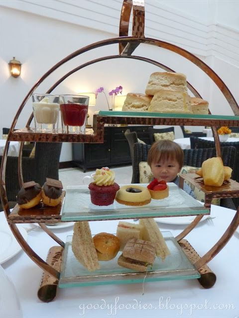Eat Your Heart Out: Afternoon Tea & Orchid Conservatory @ The Majestic Hotel, KL