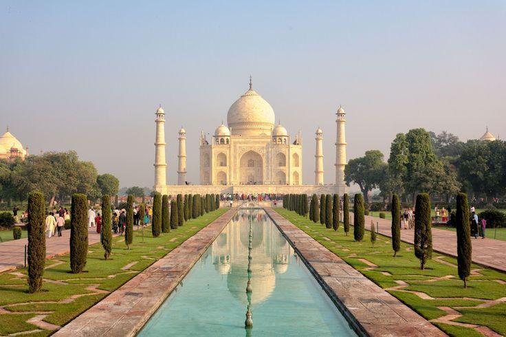 Taj Mahal by Matteo Fortunato on 500px