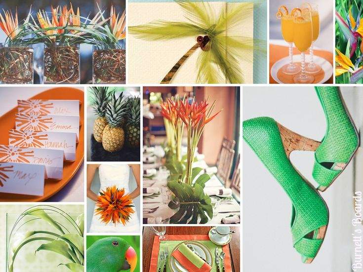 482 Best Tropical Wedding Ideas Images On Pinterest: 51 Best Images About Theme: Tropical On Pinterest