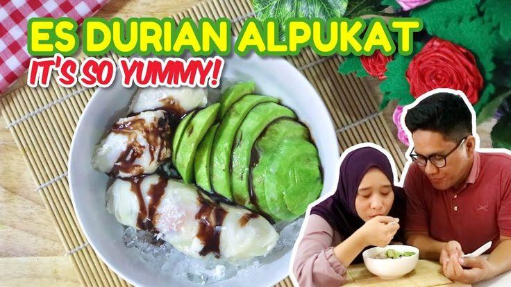 Resep dan Cara Membuat Es Durian Alpukat ala Dapur Adis.  #dapuradis #esdurian #durian #alpukat #avocado #recipe #masak #cooking