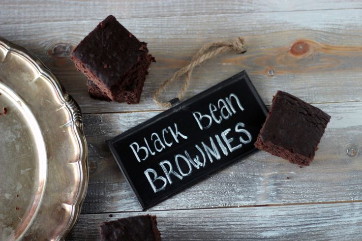 Bättre Black Bean Brownies | Heavenly Cupcake