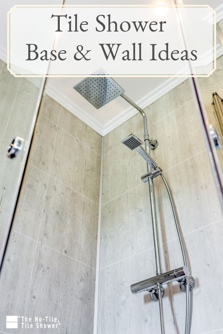 6 Things You Shouldn T Do When Replacing Your Tile Shower Shower Wall Panels Bathroom Wall Panels Minimalist Bathroom