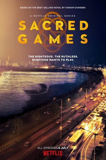 Watch sacred games online for free