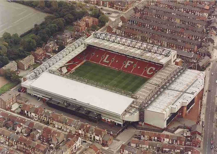 15 Best Images About Anfield Stadium, Liverpool On