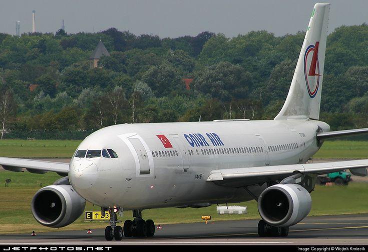 Onur Air Airbus A300B4-103