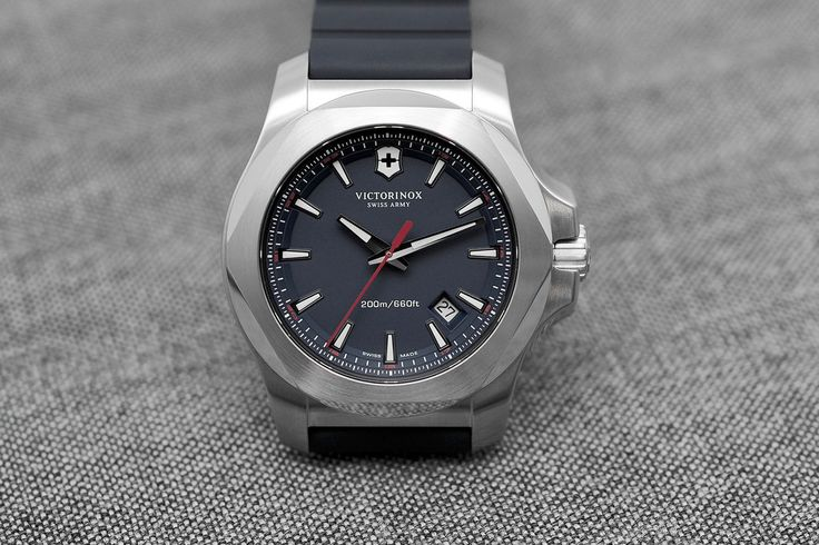 PROFESSIONAL WATCHES: Victorinox's Most Rugged Watch Ever, The Inox