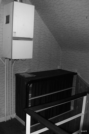 bonnesoeurs decoration maison bretonne 14 les escaliers sont en papier