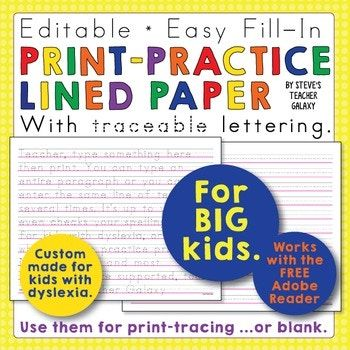 The 25+ best Handwriting practice paper ideas on Pinterest - editable lined paper