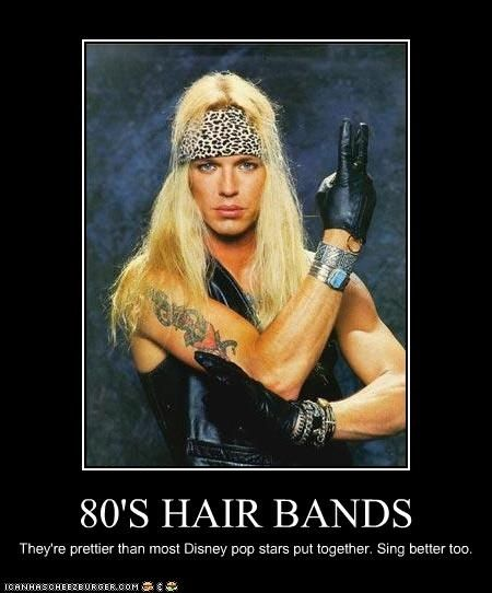 80s Music Memes | Oh yes | 80's Hair Bands | Pinterest ...