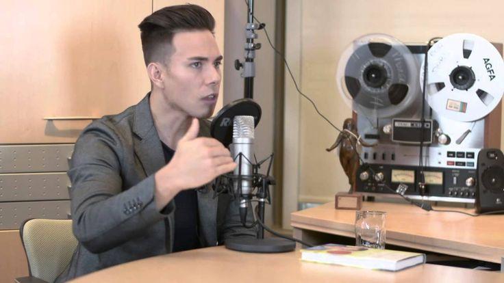 GLR Interviews Apolo Ohno https://www.youtube.com/watch?v=vP9b-dKoke4