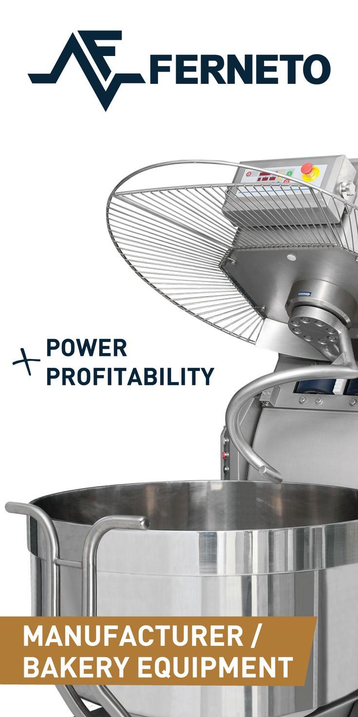 Removable bowl mixer - ATR